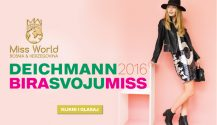 Deichmann bira svoju Miss