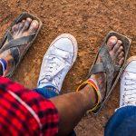 Restless Girl: Obuća Maasaia