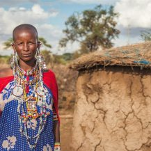 Restless Girl: Maasai pleme