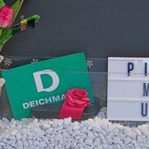 Deichmann pedikure